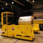 Votex Bison AGV Coilhandling